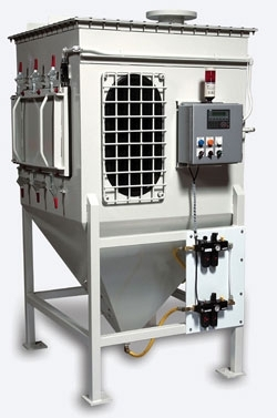 Dust Chamber for Testing