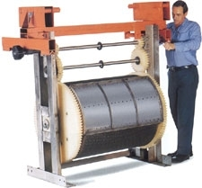 Metal Plating Barrels